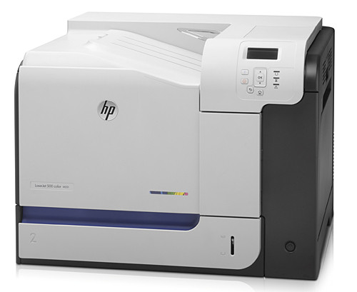 HP LaserJet Enterprise 500 color M551